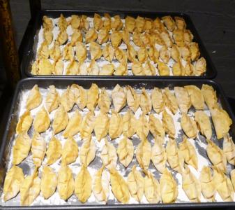 The dumpling feast