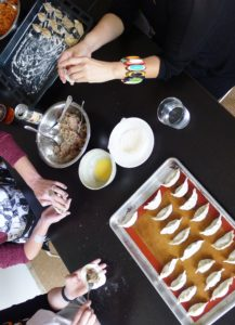 (English) Universal Dumpling Workshop